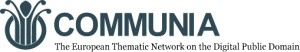 COMMUNIA - The European Thematic Network on the Digital Public Domain